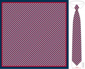 Apaszka i krawat 2
