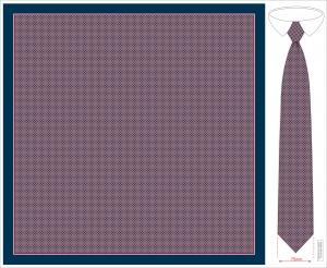 Apaszka i krawat 8
